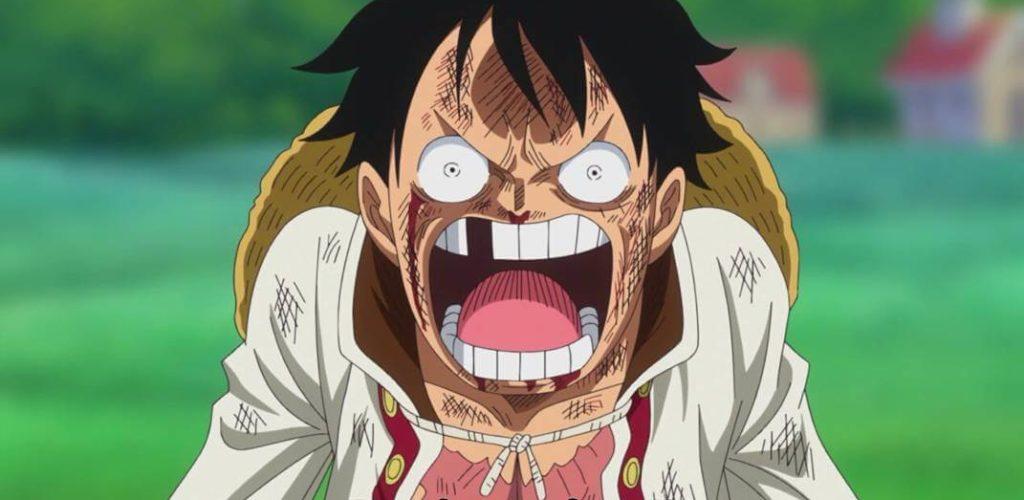 ルフィは絶対に仲間を見捨てない。出典:尾田栄一郎『ワンピース』