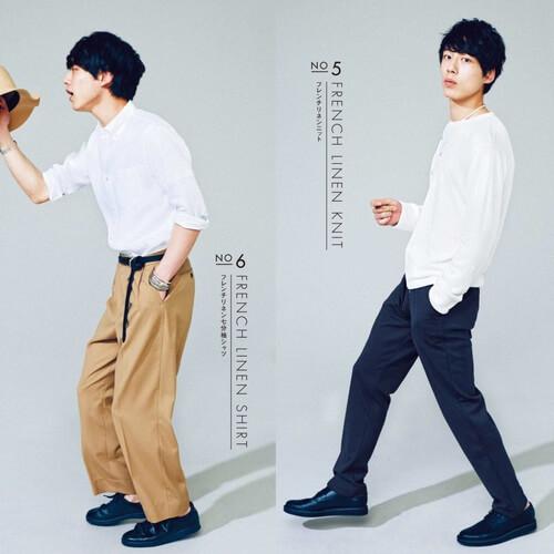 モデル時代の坂口健太郎さん