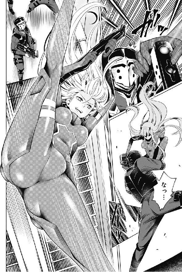 矢吹健太朗・Code/集英社『ダーリン・イン・ザ・フランキス』
