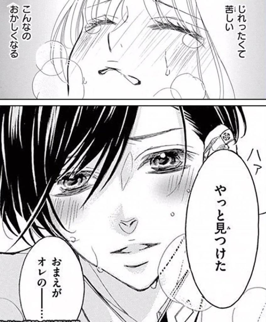 杉山美和子 / 小学館『Bite Maker 〜王様のΩ〜』